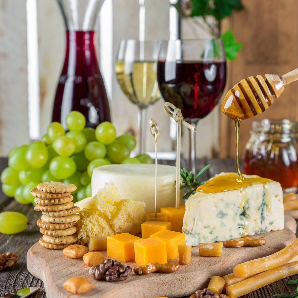 Apéritifs et vins de dessertis